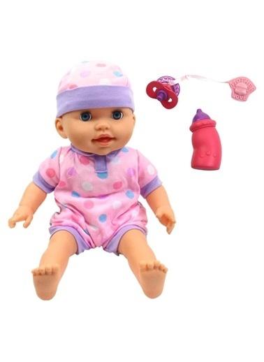Vardem Gıdıklanan İnteraktif Bebek Renkli